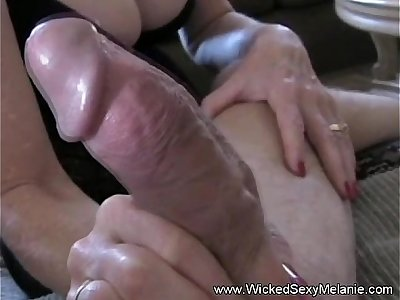 Mommy Worships Her Son's Cock